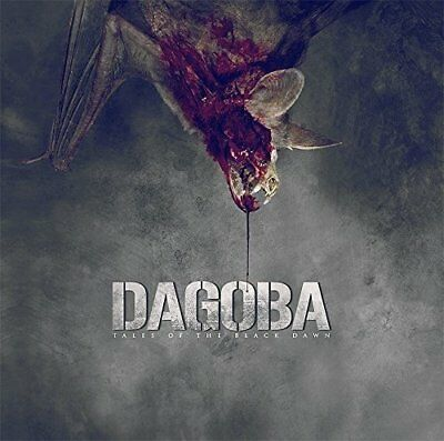 DAGOBA Tales Of The Black Dawn (2015) 10-track CD album NEW/SEALED