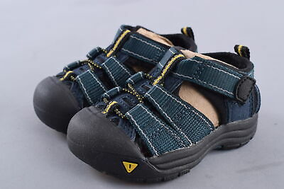 af2f285e88b72b Keen Newport H2 Sandals Infant Size US 4 EU 21 Navy Baby Hike Water Beach  Pool