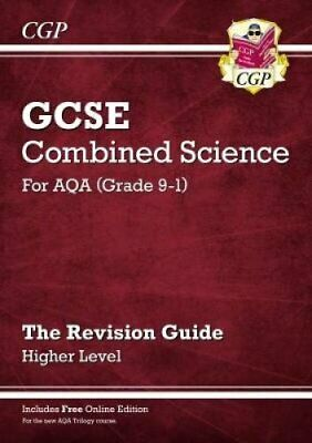 New Grade 9-1 GCSE Combined Science: AQA Revision Guide with On... 9781782945598