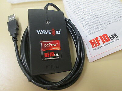 RF IDeas RDR-7582AKU-C06 pcProx 82 Series 13.56MHZ CSN USB Reader