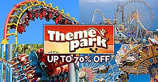 Unlimited Access Theme Parks Dining Pass Sports Concerts Promo Discount and MORE