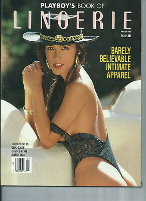 Playboy's Book of Lingerie May June 1993