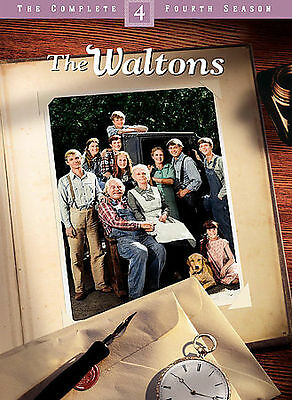 The Waltons: Season 4 by Richard Thomas, Ralph Waite, Michael Learned, Ellen Co