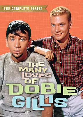 The Many Loves of Dobie Gillis: The Complete Series (20-Disc Set) New