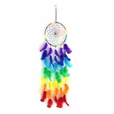 Colorful Handmade Dream Catcher Net Hanging Home Car Decoration Decor Craft Gift
