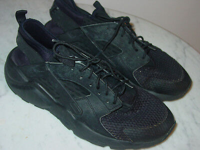 newest 18f46 b12ad 2015 Nike Air Huarache Run Ultra Breathe Black Shoes! Size 11.5 Sold As Is!