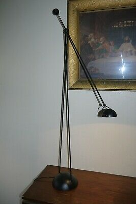 Stefano Cevoli MOD YUKY 1980's Designer STUDIO Floor Lamp Light made in Italy
