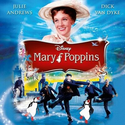 Various - Mary Poppins: The Original M.Picture Soundtrack CD Walt Disney Re NEW