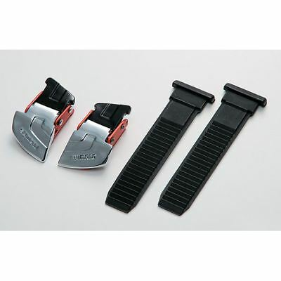 MRRP £24.99 white Shimano Reverse buckle and strap set