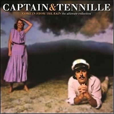 CAPTAIN & TENNILLE Come In From The Rain The Ultimate Collection 2CD NEW Best Of