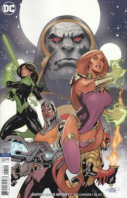 Justice League Odyssey (DC) 1B 2018 Dodson Variant NM Stock Image