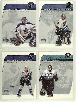 2002-03 Upper Deck Series 1 Young Guns Rookie Yg Rc #196-225 Finish Set You Pick