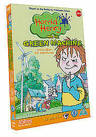 Horrid Henry And The Green Machine [DVD], DVDs