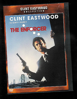 THE ENFORCER (THE Clint Eastwood Collection) (DVD, 2001