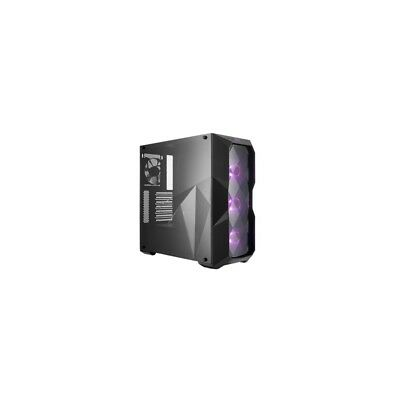 Cooler Master Case Masterbox Td500 Mid Tower Atx, Usb3X2, Audio Io, 2X 3.5/4X 2.