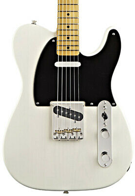 Fender Squier Classic Vibe Telecaster 50s Electric Guitar, Vintage Blonde (NEW)