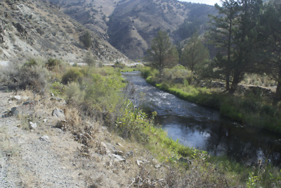 "20 Acre Gold Mining Claim (Placer) ""Burnt River"" Baker County"