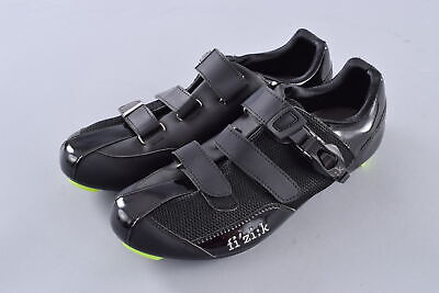 brand new 9ab75 7a896 FIZIK R5 DONNA Road Bike Cycling Shoes Womens US 9.25 EU 40.5 Black 3 Bolt  Cleat