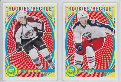 2013-14 O-Pee-Chee Retro Star Rookie Rc Opc #601-642 Update Finish Set You Pick