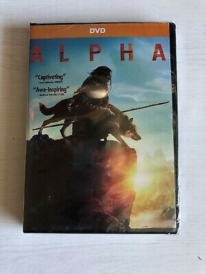 Alpha (2018) DVD Movie New + Fast Shipping!