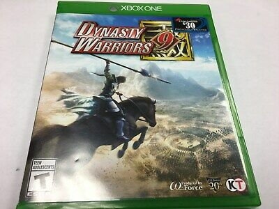 Dynaster Warriors 9 - Xbox One Game
