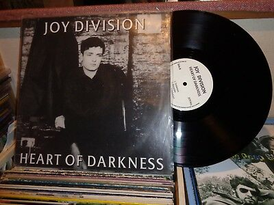 Joy Division Heart Of Darkness,,,rare,,lp Record