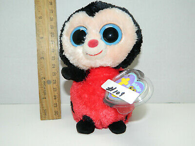 65aca3c0c5b As Is New marked Tag Boo  109 rare RETIRED TY Beanie Boos BUGSY THE LADY