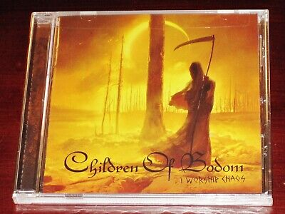 Children Of Bodom: I Worship Chaos CD 2015 Nuclear Blast Records USA 3503-2 NEW