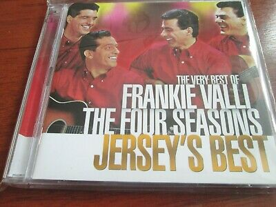 Frankie Valli & Four Seasons - Jersey's Best / Very Best Of [2 CD] NEW SEALED