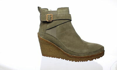 8af5eb5c737 Merrell Womens Tremblant Wedge Merrell Stone Ankle Boots Size 8.5 (188935)