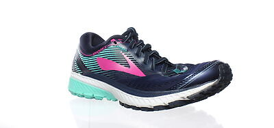 20440df5987 BROOKS WOMENS GHOST 10 Blue Running Shoes Size 8.5 (189305) -  61.59 ...