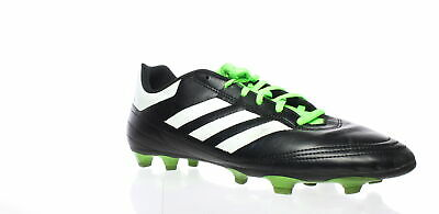 d0825d67d06 MENS ADIDAS GOLETTO VI TF Soccer Cleats BB0585 Size 8 1 2 Black with ...