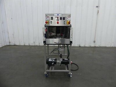AM Manufacturing LT1800BH Little Toro Hot Press Pizza Dough Press 380V