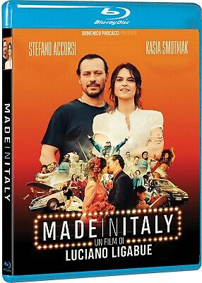 Blu-Ray Made In Italy