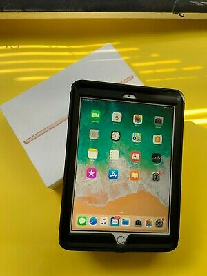 check out d7ff9 bda8c APPLE IPAD 6TH Gen. 128GB, Wi-Fi, 9.7in - Gold Otterbox Apple Pencil