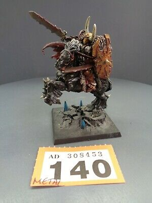 Warhammer Age of Sigmar Warriors of Chaos Metal Lord Archaon Everchosen 140