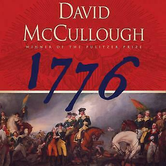 1776 By David McCullough - AudioBook - No CD