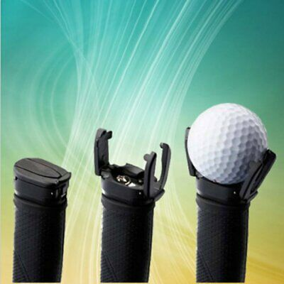 1PC Golf Ball Pick Up Back Tool 4-Prong Saver Claw Putter Grip Grabber Retriever