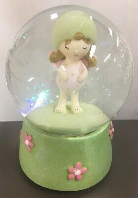 Sugar Plum Fairy Musical Snowglobe