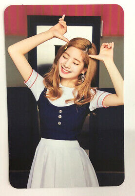 Twice Dahyun Official Photocard 4th Mini Album Signal Ver