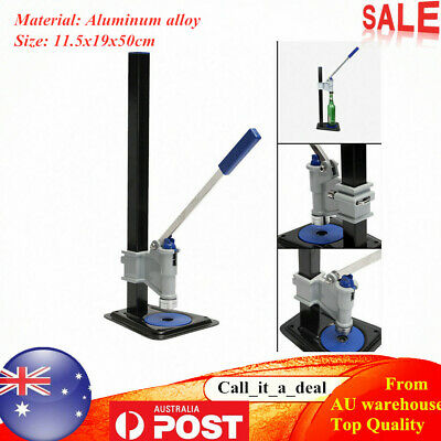 Manual Glass Bottle Capper Capping Sealing Machine Homebrew Beer Drink Sealer AU
