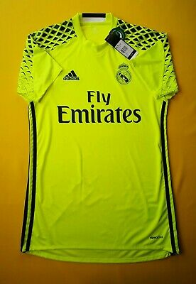 new arrival c6d6d 15087 5+/5 REAL MADRID kids goalkeeper jersey 11-12 y. 2018 shirt ...