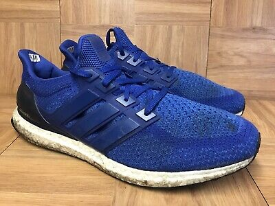 5df553c60 RARE🔥 Adidas Ultraboost 2.0 Collegiate Royal Blue Sz 13 AQ5932 Running  Shoes