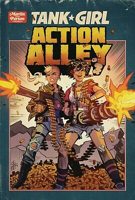 TANK GIRL ACTION ALLEY (2019) #3 - Cover A - New Bagged