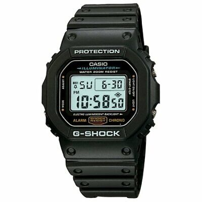 Casio Men's G-Shock Classic Core Wristwatch DW5600E-1V