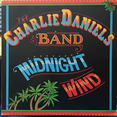 The Charlie Daniels Band - Midnight Wind (LP, RP Vinyl Schallplatte - 154616