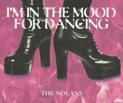 The Nolans - I'm In The Mood For Dancing Including 'hell Club Mix' - Cd Single