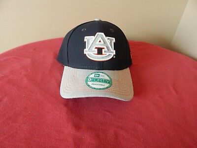 outlet store 2327d 0220a Auburn Tigers NCAA New Era 9Forty Adjustable Hat Cap AU University  Heathered NEW