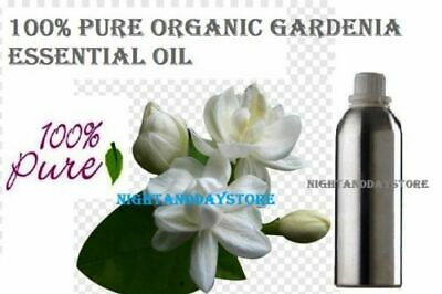 100% PURE ALL Natural Gardenia Essential Oil - $7 20 | PicClick