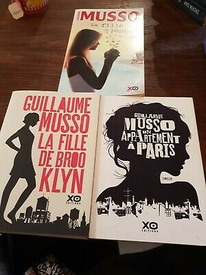 Lot De 3 Livres Guillaume Musso Pocket Eur 3 00